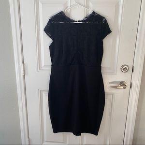 NWT Black bodycon dress